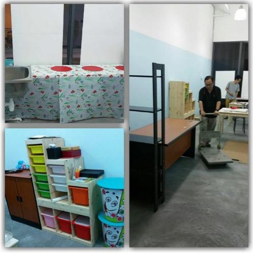 shop renovation 2